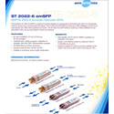 Embrionix EMOPT-2E-2022-6 Dual Channel 2022-6 to IP Encapsulator Option for Software Defined EmSFPs