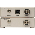 Gefen EXT-USB-400FON USB 400 FO - Optical 4 Port USB 2.0 Hub