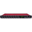 Focusrite AMS Scarlett OctoPre Dynamic Eight-Channel Preamp with ADAT Outputs