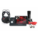 Focusrite iTrack Dock Studio Pack Recording Package for iPad