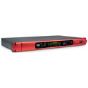 Focusrite RedNet MP8R 8-Channel Remote-Controlled Mic Pre and A/D for Dante Networks