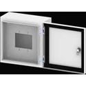 FSR OWB-CP1-WHT Outdoor Wall Box and Cover w/ 2 and 3 Gang Mount - White