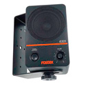 Fostex 6301NX - 4 Inch Active Monitor Speaker 20W D-Class (Single) - Transformer