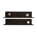 Gefen GTB-DPKVM-3CAT7-BLK DisplayPort KVM Extender over CAT7