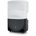 Gator Stretchy 15 inch Portable Speaker Dust Cover - White