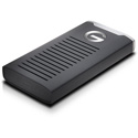 G-Tech 0G06054 G-DRIVE Mobile SSD R-Series USB 3.1 Gen-2 Type-C/Type-A HDD - IP67 Water & Dust - Crushproof - 2000GB