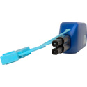 IBC One-Click Fiber Cleaner for Duplex LC Connectors with PC & APC Polish