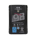IDX DUO-C98 96Wh High Load V-Mount Battery with D-Tap and D-Tap Advanced and USB
