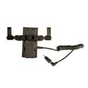 Ikan BMPCC-PWR-2RD-C BMC Pocket Cine Cam Dual Rod DV Pwr Kit  Canon 900