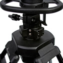 ikan EI-GH25-KIT EI-GH25-KIT Pedestal includes AT7902 Base/Dolly & GH25 Head (E-Image)