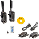 ikan IKW1 Wireless HD Transmitter & Receiver System (V Mount)