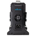 IndiPro Tools PG4VB 4-Bay Pro Battery Charger for Four V-Mount Batteries