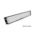 iStar WA-P2UW-MT 2U Magnetic White Board Panel