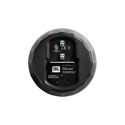 JBL C65P/T Compact Full-Range Pendant Speaker - Black - Pair
