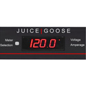 Juice Goose RP100-20A Rackpower 100 Rack Mounted Power Distribution with AC Power Meter & USB Ports - 20A Capacity