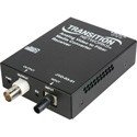 Transition Networks Analog CCTV Just Convert It Composite BNC 75-Ohm to Single Mode ST 1Km- Rx