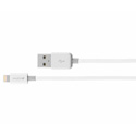 Kanex K8PIN6F Charge and Sync Cable with Lightning Connector 6.5FT (White)