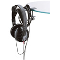 K&M 16090 Headphone Holder - Black