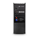 LD Systems MAUI 11 MIX - Compact column PA System Active with Integrated 3-Channel Mixer - Black