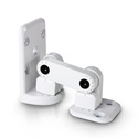 LD Systems SATWMB10W - Multi-Angle Wall Mount Bracket for SAT Installation Speakers - White