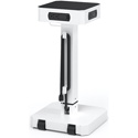 Luxor LUXPWR-WH Mobile AC and USB Charging Tower
