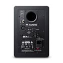 M-Audio BX5 D3 5-inch 2-Way 100W Powered Studio Monitor (Single)