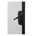 Middle Atlantic CLVRD-WMRK-24 -24SP LG Perforated Split Rear Door - Black
