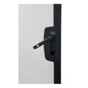 Middle Atlantic PFD-WMRK-42 42SP Plexi Front Door- WMRK