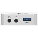 Magewell 32100 SDI to USB Capture 4K Plus Dongle w/ Loop Out & Audio In/Out - USB 2.0/3.0