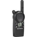Motorola CLS-1410 Motorola CLS Series Two-Way Radio UHF Jobsite Radio - Compact Light Duty - Li-Ion
