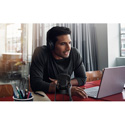 Marantz Umpire Desktop USB Condenser Microphone - 48kHz/16-Bit Resolution