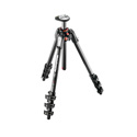 Manfrotto MT190CXPRO4 Carbon Fiber 4 Section Tripod with Quick Power Lock System