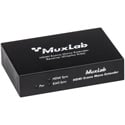 MuxLab 500451 HDMI Econo Mono Extender Kit Over 230 Feet of One Cat5e/6 Cable