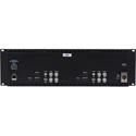 Muxlab 500841 HDMI / 3G-SDI Dual Rackmount Display 3RU