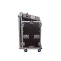 Odyssey Cases FZ1116W ATA Combo Rack (11 Slant 16 Vert)
