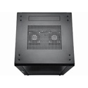Omnimount RE42 Enclosed 42 Space Rack with Integrated Cooling
