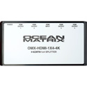 Ocean Matrix OMX-HDMI-1X4DA 1x4 Splitter 4K HDMI Distribution Amplifier