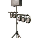 On-Stage Stands LSA7700P u-mount Lighting Stand Accessory Arms