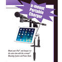 On-Stage Stands TB1000 u-mount Powerbank - 2200mAh