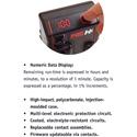PAG PAGlink PL96e 14.8V Intelligent Linking V-Mount Li-Ion Battery