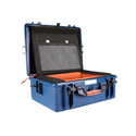 PortaBrace - PB-2650IC Vault Hard Case w/Removable Interior Soft Carrying Case