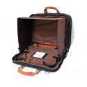 Portabrace DC-3V/DC Director Case with Premium Materials and Anti-Glare Visor - Director Cut