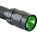 Pelican 2370 Night Vision Red / Blue / Bright White LED Flashlight - Black