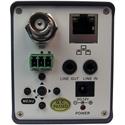 PTZOptics 20X 1080p NDI HX HD-SDI Box Camera (White with US Style Power Supply)