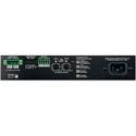 QSC SPA2-60 60W 2 Channel ENERGY STAR Amplifier - 1RU - 1/2 Rack Space