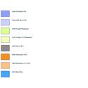 Rosco 110126120001 Location Lighting Filter Kit 12 x 12 Inch