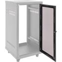 Samson SASRKPRODP16 16-Space Plexi Glass Door for SRKPRO16