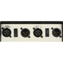 Sescom SES-XLR-ISO-02 2-Channel 3-Pin XLR Audio Isolation Transformer
