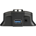 Shure MXW8 Wireless Desktop Base Transmitter