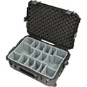 SKB 3i-2215-8DT iSeries 3i-2215-8 Case with Think Tank Designed Photo Dividers